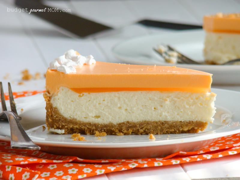 Orange Creamsicle Cheesecake - Oh... That Recipe Obsession